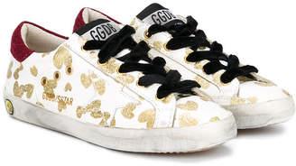 Golden Goose Kids Super Star mid top sneakers