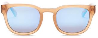 Kenneth Cole Reaction Women's Retro Sunglasses $98 thestylecure.com