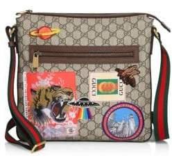 Gucci GG Patches Messenger Bag