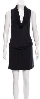 Vince Sleeveless Midi Dress