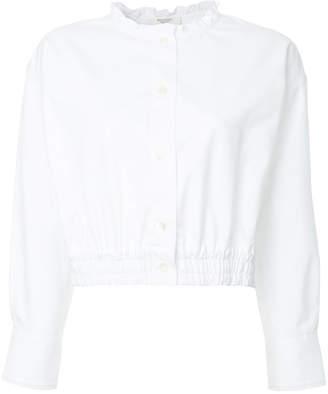 Atlantique Ascoli buttoned blouse