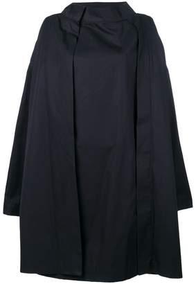 Chalayan double collar coat