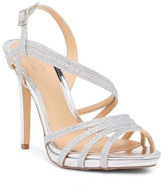 Badgley Mischka Humble Metallic Sandal