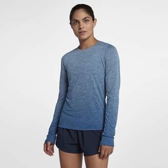Nike Medalist Women's Long Sleeve Running Top