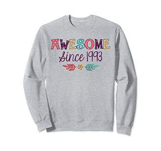 Awesome Since 1993 T-Shirt 26th Birthday Gift Shirt