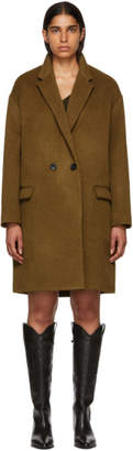 Isabel Marant Tan Filipo Coat