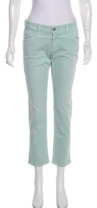 Closed Mid-Rise Straight-Leg Jeans w/ Tags