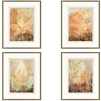 Pottery Barn Autumn Leaves Framed Print