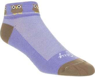 Sockguy SockGuy Owl 1in Socks - Women's