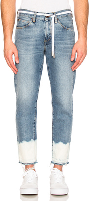 OFF-WHITE Crop 5 Pocket $525 thestylecure.com