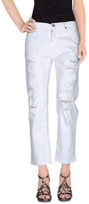 Jijil LE BLEU Denim trousers