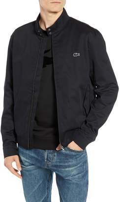 Lacoste Regular Fit Zip Harrington Jacket
