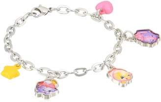Michael Kors Shopkins Framed Ice Cream Miss Pressy June 5 Piece Charm Bracelet