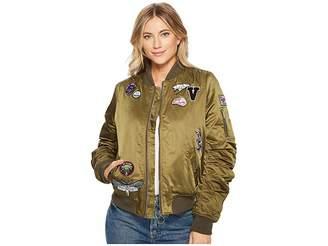 Volcom GMJ Bomber Jacket Women's Coat