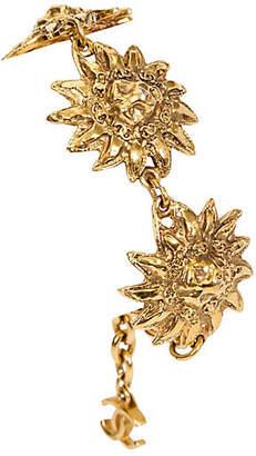 One Kings Lane Vintage 1980 Chanel Lion Bracelet