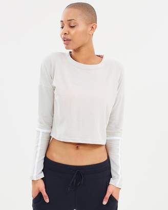 Under Armour Lighter Longer Cropped Crew