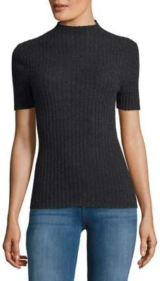 Lord & Taylor High Neck Cashmere Sweater