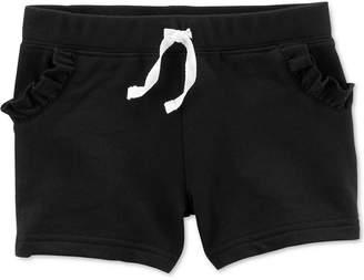 Carter's Toddler Girls Cotton Shorts