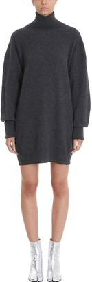Maison Margiela Turtleneck Sweater Dress