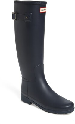 Hunter Refined Waterproof Rain Boot