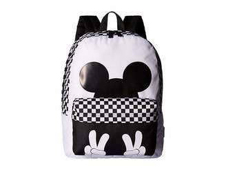 Vans Mickey's 90th Checkerboard Mickey Realm Backpack