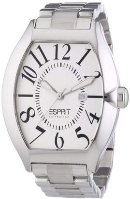 Esprit Gents Watch Collection hector EL101081F05 silver Analogue Quartz Stainless Steel