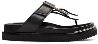 Alexander Wang Black Corin Sandals