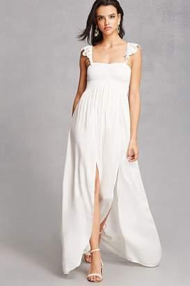 Forever 21 Boho Me M-Slit Midi Dress