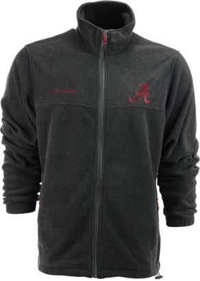 Columbia Men's Alabama Crimson Tide Full-Zip Fleece Jacket