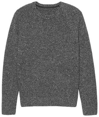 Banana Republic Donegal Crew-Neck Sweater