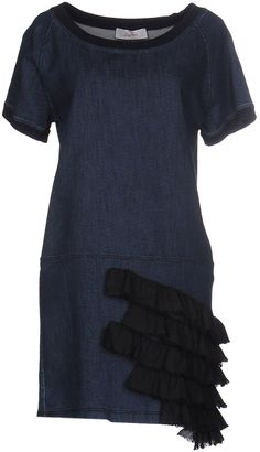 JUCCA Short dresses $233 thestylecure.com