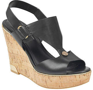 GUESS Hulda Wedge Sandals