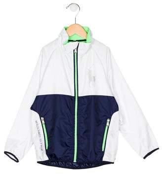 Polo Ralph Lauren Boys' Lightweight Zip-Up Jacket