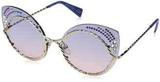 Marc Jacobs Women's Marc161sts Cateye Sunglasses