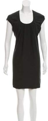 Yigal Azrouel Sleeveless A-Line Work Dress