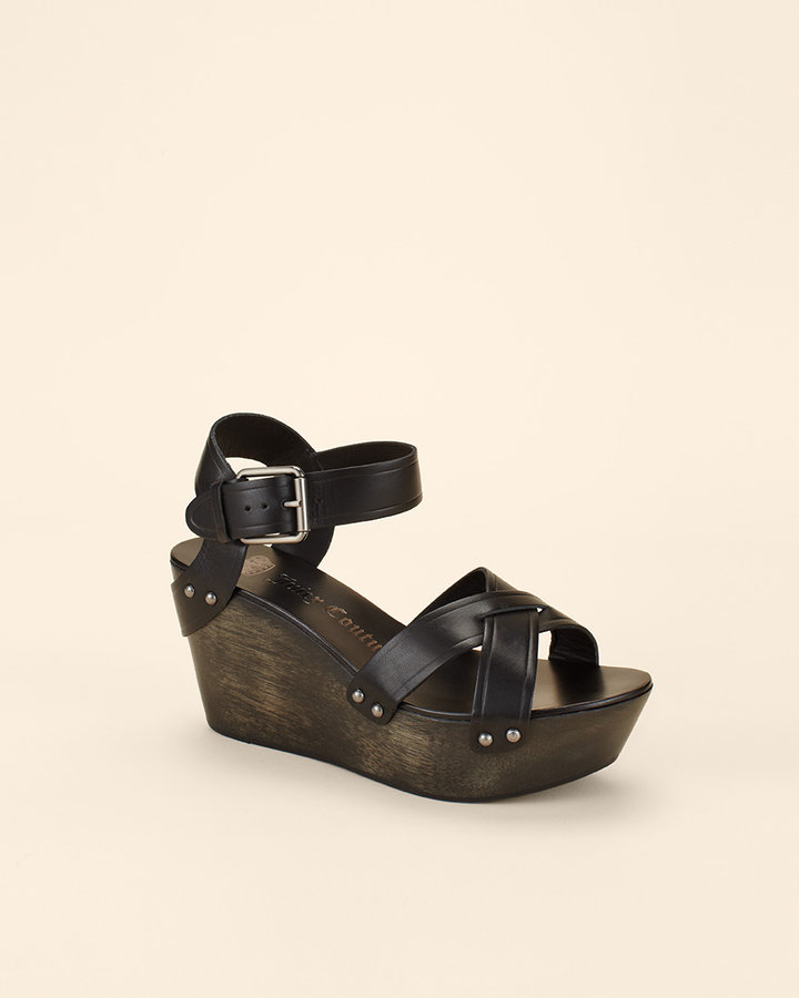 Dominica Wedge Sandal