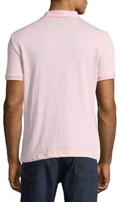 Original Penguin Men's Slub-Jersey Polo Shirt