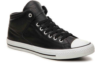 Converse Chuck Taylor All Star Street Leather High-Top Sneaker - Men's