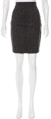 Tahari Knee-Length Pencil Skirt