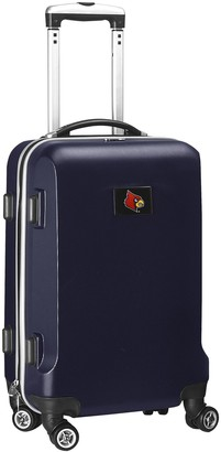 NCAA Denco Sports Luggage Louisville Cardinals 19 1/2-in. Hardside Spinner Carry-On