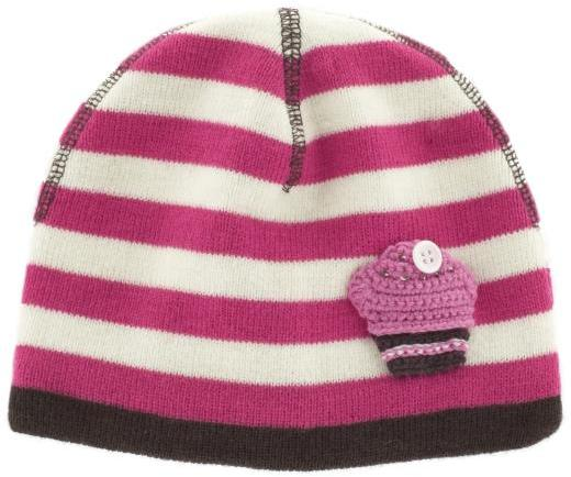 San Diego Hat Company Striped Cupcake Beanie (Infant/Toddler)