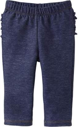 Old Navy Ruffle-Back Jersey Leggings for Baby