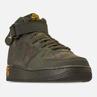Nike Men's Force 1 Mid Casual Shoes