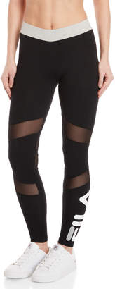 Fila Amara Mesh Stripe Leggings