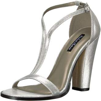 Michael Antonio Women's Jons-met Dress Sandal