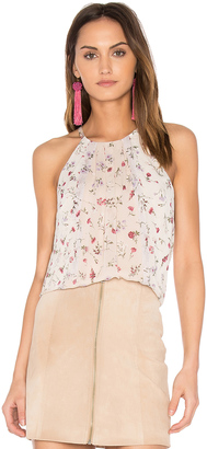 Joie Hawn Tank $198 thestylecure.com