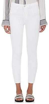 L'Agence Women's Margot Skinny Jeans - Blanc