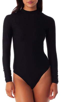 rhythm Tahiti Long Sleeve One-Piece Swimsuit