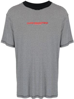 Marcelo Burlon County of Milan C.E Stripes T-shirt