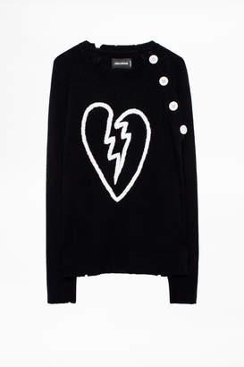 Zadig & Voltaire Reglis Bis C Sweater